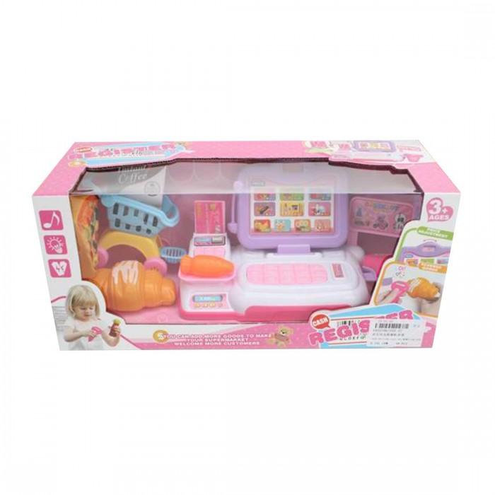 Купить Ролевые игры, Наша Игрушка Игровой набор Супермаркет со светом и звуком (8 предметов)
