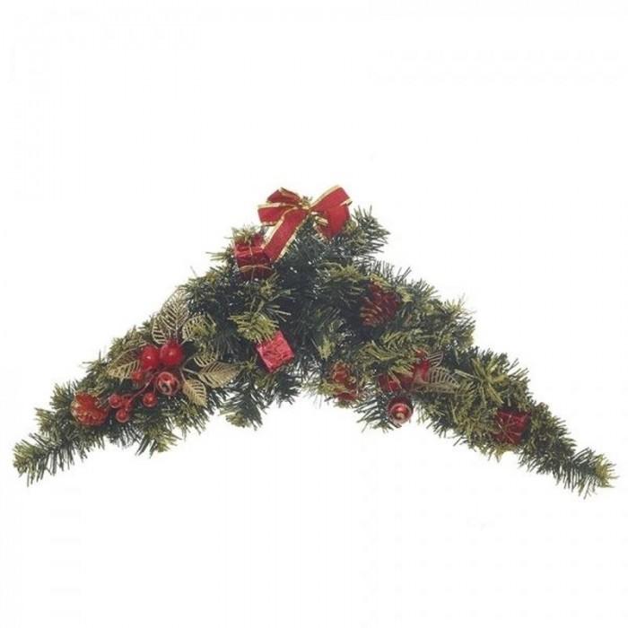 Новогодние украшения Attache Украшение новогоднее Медальон 60 см