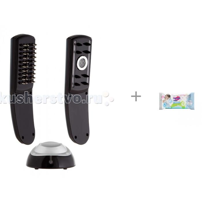 Купить Красота и уход, Gezatone Многофункциональный прибор по уходу за кожей головы и влажные салфетки L 20 шт. Manuoki