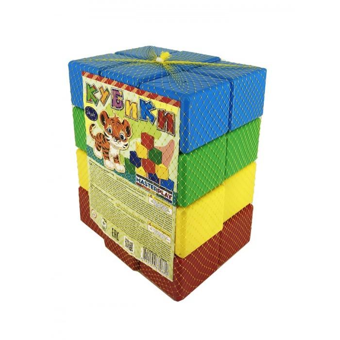 Развивающая игрушка Colorplast Набор кубиков 24 шт.