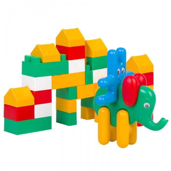 Конструктор Colorplast Зоо Блок №2 (35 деталей)