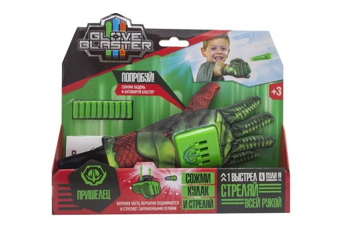 Картинка для Glove Blaster Перчатка-бластер Пришелец с пулями 10 шт.