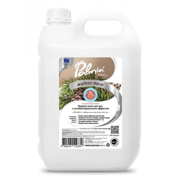 Купить Косметика для мамы, Palmia Жидкое мыло антибактериальное с эфирным маслом пихты 5 л