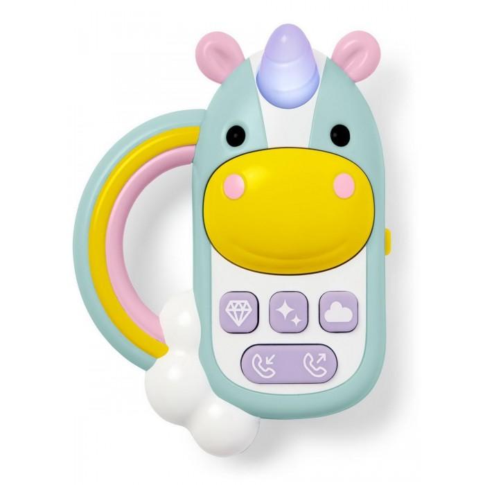 Картинка для Развивающие игрушки Skip-Hop музыкальный Телефон-единорог