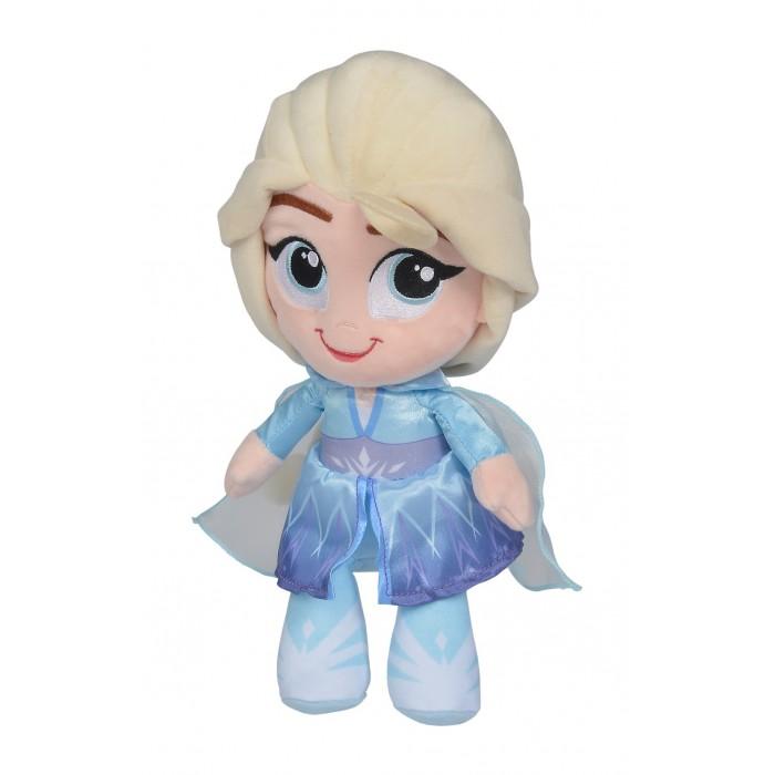 Мягкая игрушка Nicotoy Эльза Холодное сердце-2 25 см.
