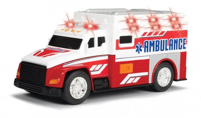 Купить Машины, Dickie Toys Машинка скорой помощи 15 см<