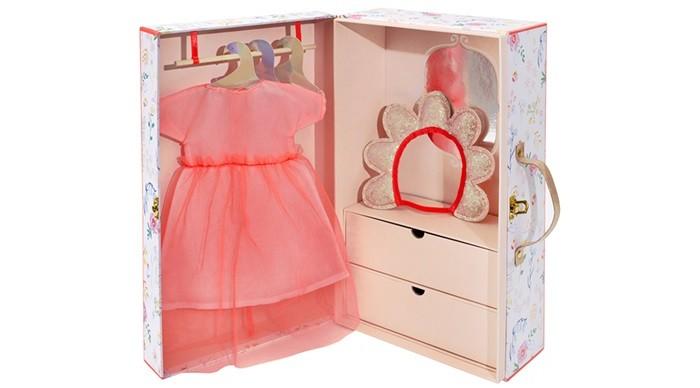 Куклы и одежда для кукол MeriMeri Аксессуар для куклы Цветочные костюмы