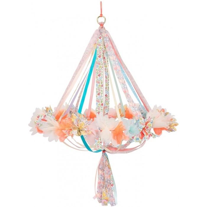 Фото - Товары для праздника MeriMeri Подвеска тканевая Английский сад товары для праздника merimeri гирлянда кисточки