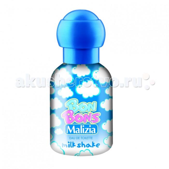 Детская косметика Malizia Туалетная вода Milk Shake 50 мл туалетная вода antonio banderas blue seduction объем 50 мл вес 100 00