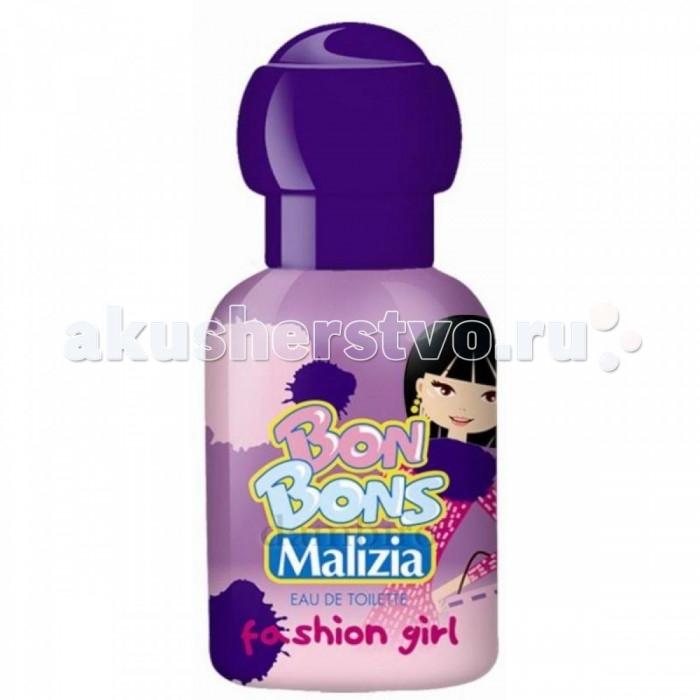 Детская косметика Malizia Туалетная вода Fashion Girl 50 мл cacharel туалетная вода женская amor amor l eau 50 мл os