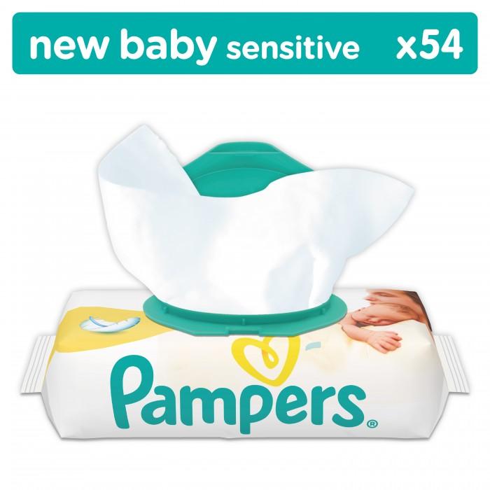Салфетки Pampers Влажные салфетки Baby Sensitive 54 шт.