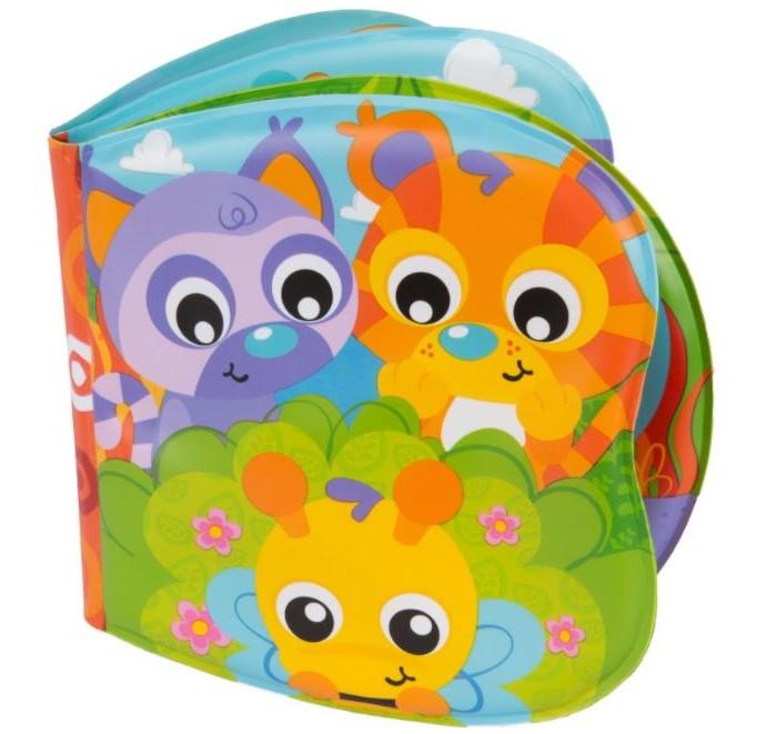 Игрушки для ванны Playgro Игрушка для игр в ванной Книжка-пищалка playgro игрушка для ванной playgro кораблики
