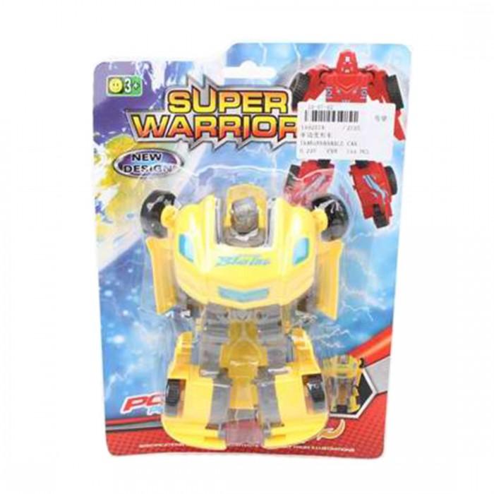 Роботы Наша Игрушка Трансформер Робот-машина 2105 игрушка
