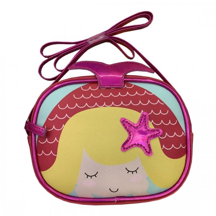 Фото - Сумки для детей Наша Игрушка Сумочка наплечная Подружка сумки для детей наша игрушка сумочка радуга 20х16 см