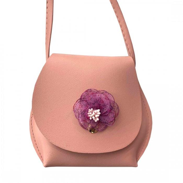 Фото - Сумки для детей Наша Игрушка Сумочка наплечная Роза сумки для детей наша игрушка сумочка радуга 20х16 см