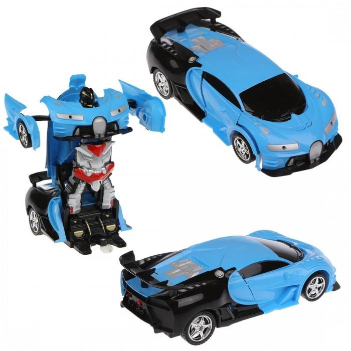Роботы Наша Игрушка Трансформер Машина-робот на радиоуправлении роботы наша игрушка трансформер машина робот zyb b2873 2
