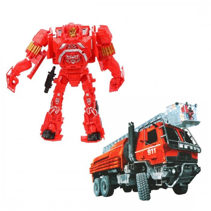 Роботы Наша Игрушка Трансформер Робот-грузовая машина