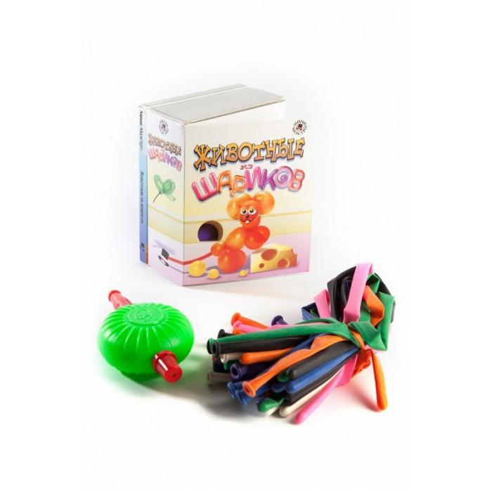 Наборы для творчества Мини-маэстро Животные из шариков наборы для творчества мини маэстро монстры из шариков