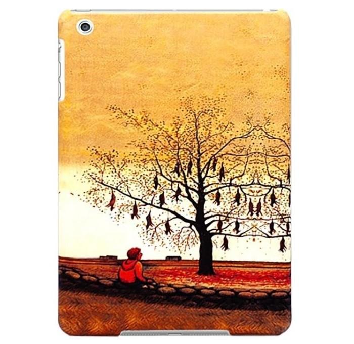 Аксессуары для электроники Kawaii Factory Сlip-case для iPad mini Autumn Tree