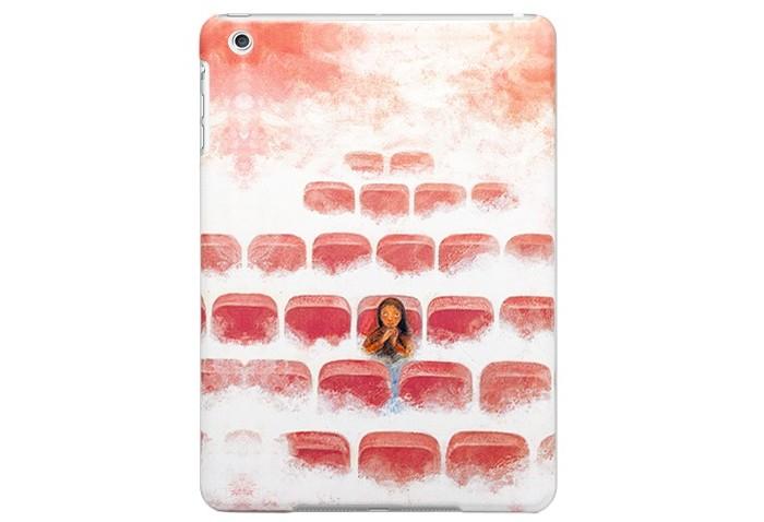 Аксессуары для электроники Kawaii Factory Сlip-case iPad mini Clouds