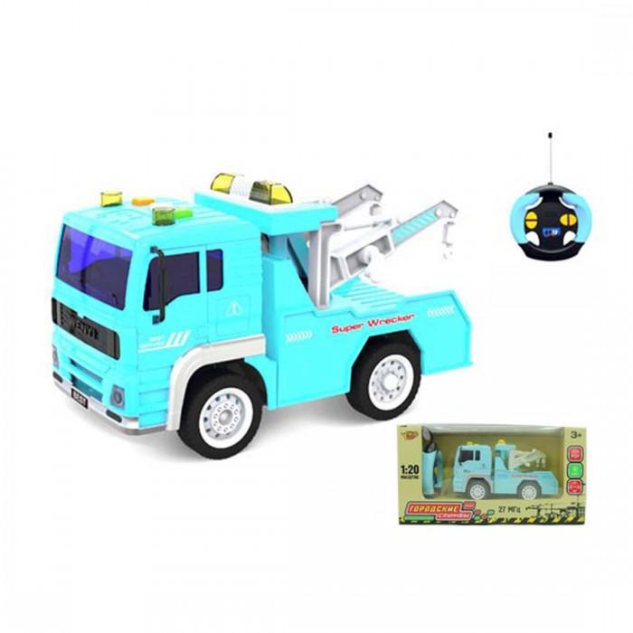 Радиоуправляемые игрушки Наша Игрушка Машина Эвакуатор на радиоуправлении