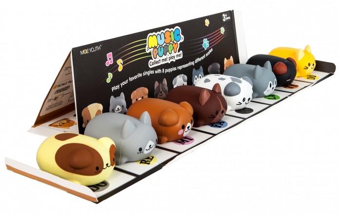 Электронные игрушки Moeyouth Музыкальные щенки