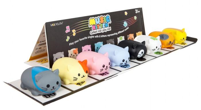 Электронные игрушки Moeyouth Музыкальные котята