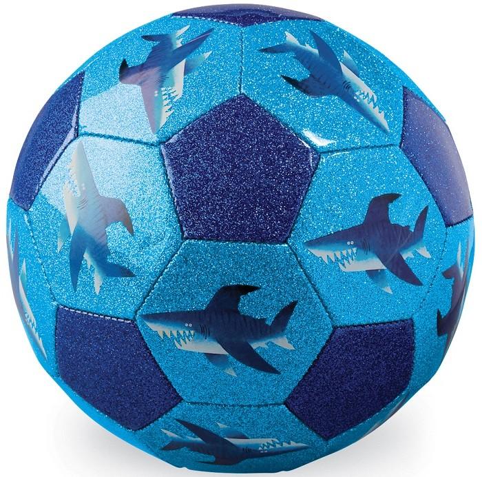 Мячи Crocodile Creek Футбольный мяч Акулы 18 см мячи crocodile creek футбольный мяч акулы 18 см