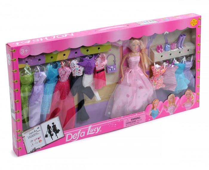Defa Кукла с аксессуарами