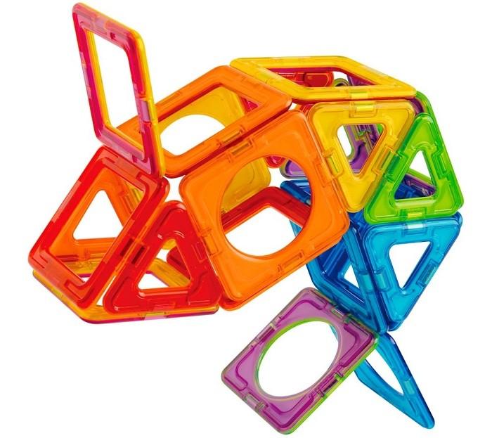 Конструкторы, Конструктор Magformers магнитный Basic Plus Девочка (26 деталей)  - купить со скидкой