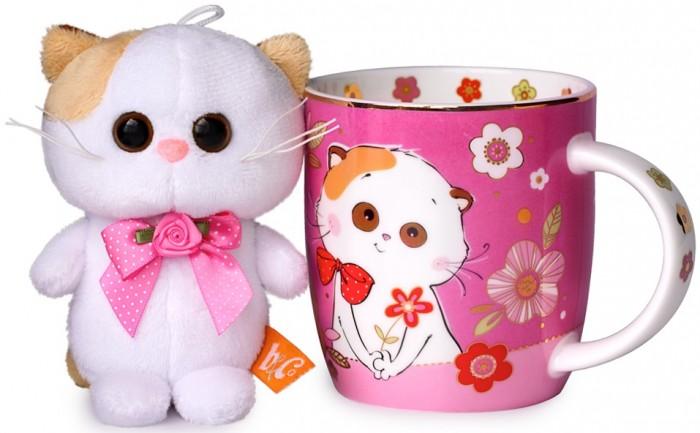 Посуда Budi Basa Набор подарочный: кружка и игрушка Лили
