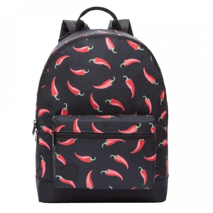 Школьные рюкзаки Grizzly Рюкзак Перцы RX-022-11 рюкзак grizzly rx 022 8 1 перья