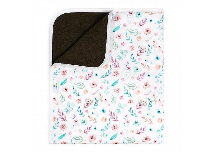 Купить Пеленки, Пеленка GlorYes впитывающая Premium Нежный цветочек 80х68 см