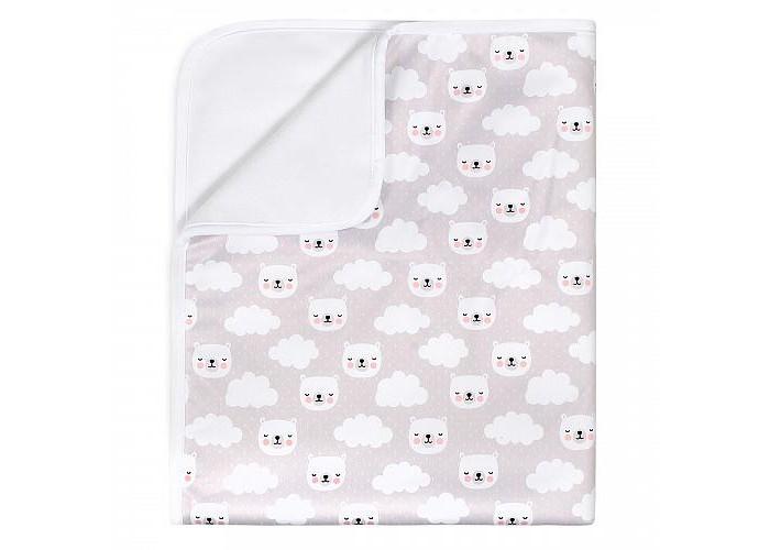 Купить Пеленки, Пеленка GlorYes впитывающая Воздушные мишки 120х100 см