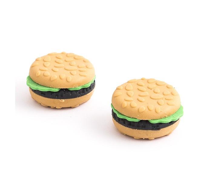 Канцелярия Эврика подарки и удивительные вещи Ластик Гамбургер 2 шт