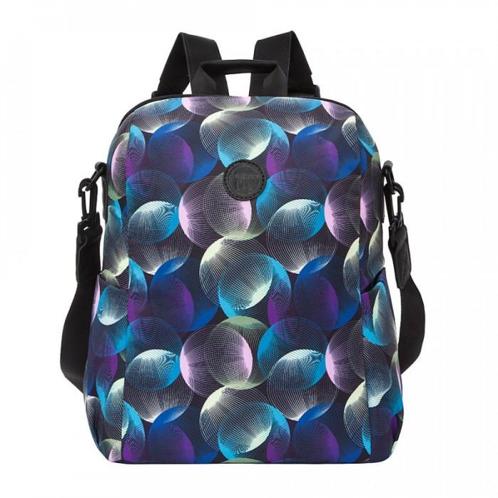 Купить Школьные рюкзаки, Grizzly Рюкзак Геометрия RXL-129-4