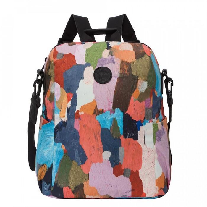 Купить Школьные рюкзаки, Grizzly Рюкзак Краски RXL-129-5