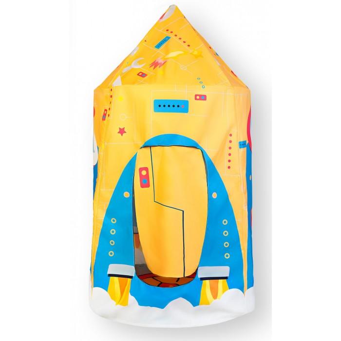 Палатки-домики Hotenok Детская палатка Космические приключения на корабле
