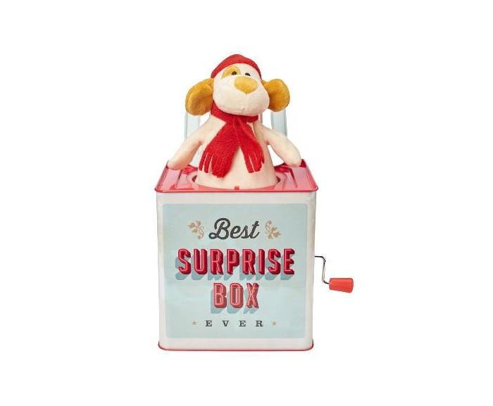 Развивающие игрушки Happy Baby Музыкальная шкатулка с сюрпризом Surprise Box