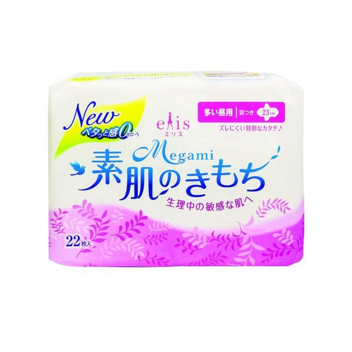 Купить Гигиенические прокладки, Elis Гигиенические дневные прокладки Megami 22 шт.