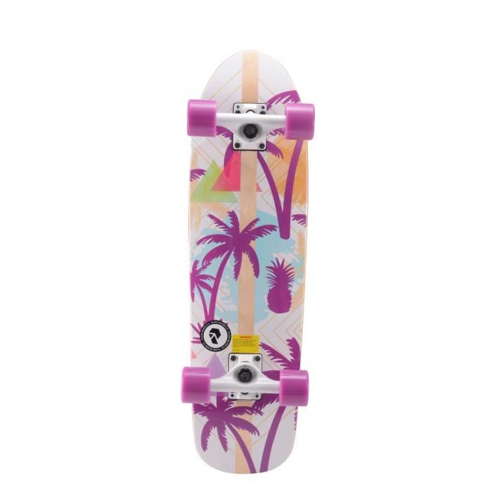 Plank Скейтборд Круизер Calm Palm