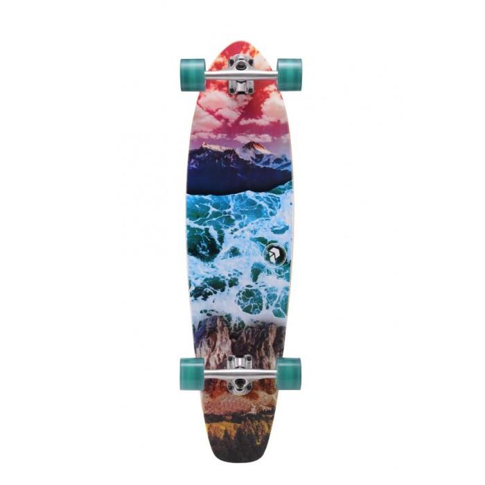 Plank Скейтборд Лонгборд Spacer