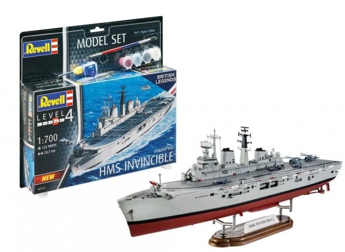 Купить Сборные модели, Revell Набор со сборной моделью Линейный крейсер HMS Инвинсибл