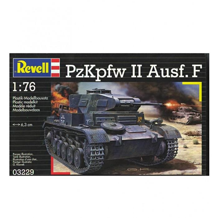 Купить Сборные модели, Revell Сборная модель Танк II Ausf. F