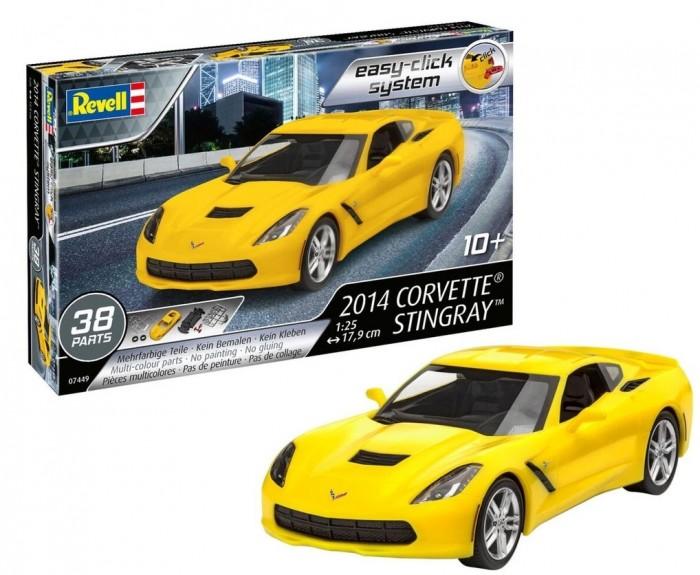 Купить Сборные модели, Revell Сборная модель Спортивный автомобиль Corvette Stingray 2014