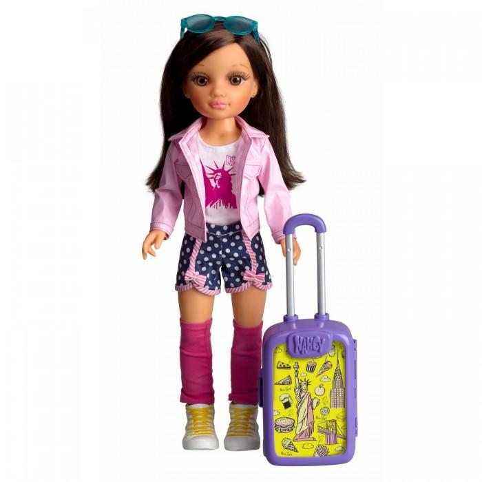 Купить Куклы и одежда для кукол, Famosa Кукла Нэнси путешествие в Нью-Йорк