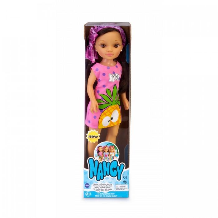 Famosa Кукла Нэнси модница в розовом платье