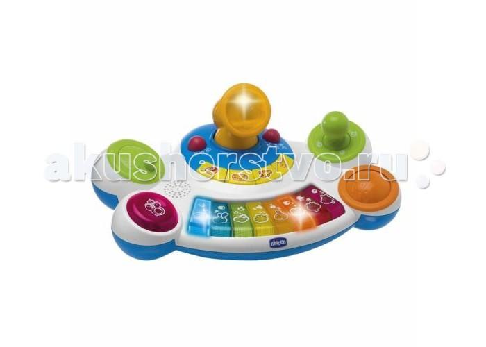 Музыкальная игрушка Chicco Пианино DJ Mixer Маленькая звездочка от Акушерство