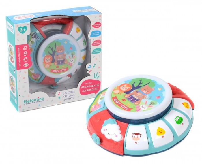 Elefantino Развивающая игрушка Барабан IT106449