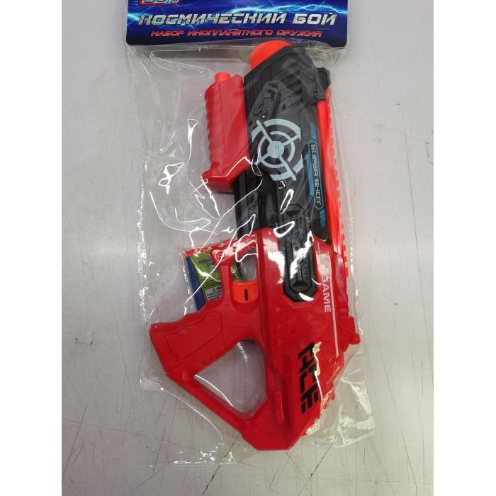 Игрушечное оружие BeBoy Набор Космический бой игрушечное оружие beboy космический бой бластер меч аксессуары